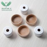 供应优质 实木瓶盖 透明瓶木质盖子 玻璃杯密封盖
