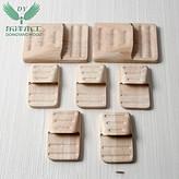 大量订制 优质实木 衣柜木拉手 木质拉手 家具抽屉实木拉手