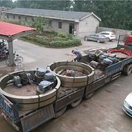 HB170-210热处理的转鼓造粒机大齿轮滚圈造粒机轮带