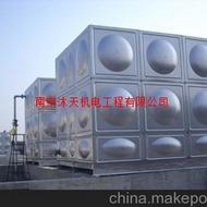 南京江宁不锈钢保温水箱更换保温