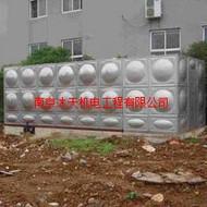 南京江宁二次供水水箱消毒