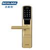 西勒奇(SCHLAGE) SE1201指纹锁智能锁电子锁密码锁防盗门锁C级锁芯