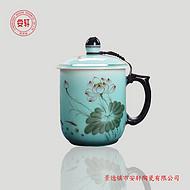 景德镇茶杯定做厂家