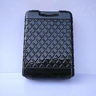 黑色旅行箱  吸塑箱包   箱包定制
