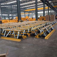 弗斯特框架式摊铺机振动梁锰钢材质不易变形