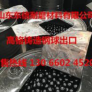球磨机铸球  球磨机铸造耐磨钢球 价格 质量