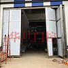 江苏大型不锈钢电动折叠门、江苏厂房不锈钢电动折叠门