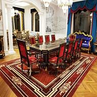 进口尼龙地毯,防火地毯,就选就选金宝华盛,可提供地毯定制