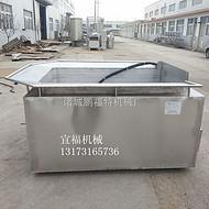 鹏福特屠宰设备圆形烫池 1200电加热保温烫锅专卖