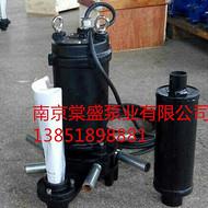 DSA潜水曝气机厂家直销材质价格DSA121-1.5蓝洲牌
