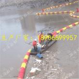 黑龙江一体式拦污浮桶环海塑料浮体专业生产