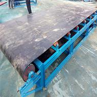 福建移动式长距离输送机  固定式重型砂石输送机