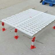 养殖塑料漏粪地板 鸡鸭鹅用塑料养殖网 漏缝地板