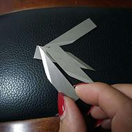 不锈钢刀片不锈钢圆刀片关注中国对外不锈钢临时关税准备