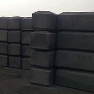 供应整条碳精块1550*550*660cm用于提炼重金属