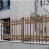 广西铝艺护栏 南宁护栏围栏生产 锌钢护栏 铁艺护栏批发销售
