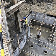 经济实用型打桩刨坑机功能齐全