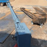 管链粉料输送机  先水平再垂直管链机
