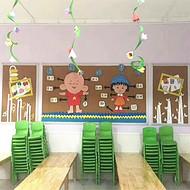 软木留言板会议室企业形象墙走廊通告栏 工厂售卖价格实惠
