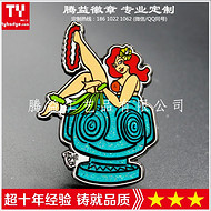 迪士尼纪念章-宣传礼品胸章-儿童配带纪念章-北京定制公司