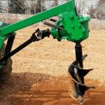 手提式挖坑机 汽油动力小型打桩机定制