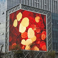 国星灯珠p8彩色视频广告LED全彩显示屏厂家价格