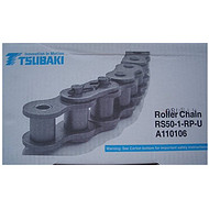 TSUBAKI双排链条RS50-2日本椿本5分双排链现货供应