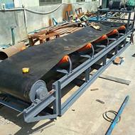 重庆 可移动式皮带机行走式可移动式玉米皮带输送机