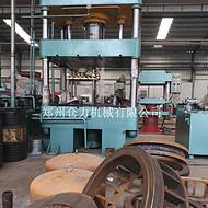 液压湾框机 500吨成型锻压机 630吨四柱液压机