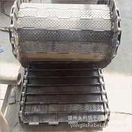 非标定制碳钢链板   排屑机链板    机械输送链板