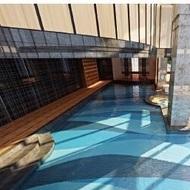 浙江宁波私家别墅泳池设备