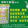 肉鹅预混料 蛋鹅预混料 种鹅预混料-郑州百瑞尔饲料