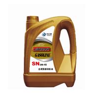 新价格 优润通 汽油机油SN级5W40 汽车发动机油4L