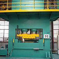金属挤压锻造机 井盖成型液压设备 丝杆压力机