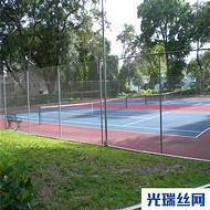安平勾花网运动场围栏球场围网体育场弹力体育场赛场安全防护网