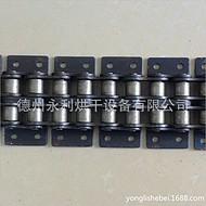 厂家直销 机械传动链条 小滚子链 双边弯板链 型号齐全