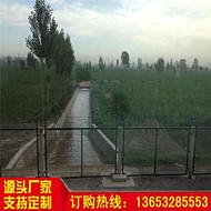 江门框架金属防护网@聚光厂家供应铁路防护栅栏