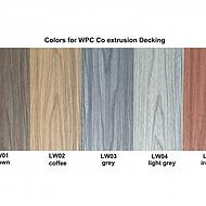 防水地板塑木共挤地板增强防腐木塑地板福建生态木塑厂家报价