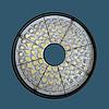 影像测量仪2.5次元自动机用四环八区LED环形程控光源