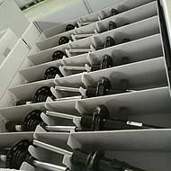 蜂窝板塑料围板箱,17年研发生产经验,尺寸可定制