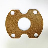 橡胶软木减震垫机械缓冲垫法兰耐油密封垫 工厂订做