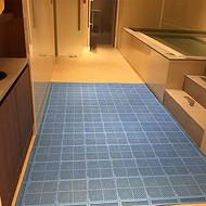 浴室防滑垫PVC卫浴拼接垫卫生间淋浴房脚垫酒店厕所洗澡泳池地垫