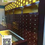 广安药房展柜,广安药店货架,广安中药柜生产厂家
