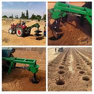 汽油式打坑机 植树挖坑机 优质园林种植挖坑机