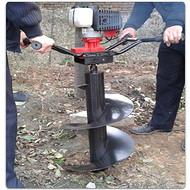 葡萄树挖坑机 新款螺旋挖窝机 手提式种树打坑机