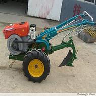 农用四驱旋耕机 柴油手扶旋耕机价格
