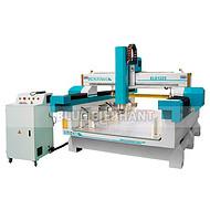 珠海市蓝象数控 双工位四工序加工中心开料机