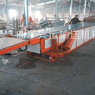 营口升降式胶带上料机 运行平稳加护栏式箱货装车皮带机