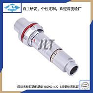 JLT-FCWR14 防水插头插座103 1F14芯热成像快速插头插座