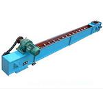 阳泉化肥刮板输送机定做 价格低高炉灰输送刮板机